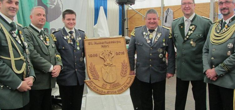50 Jahre Hubertuscorps Norf