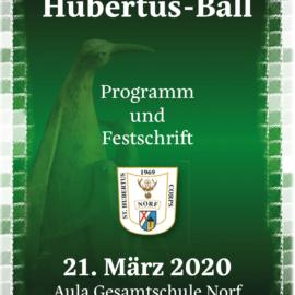 Vorfreude auf den Hubertusball 2020